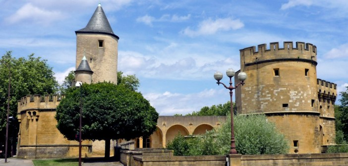 Porte des Allemands, Metz © French Moments