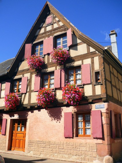 Saint-Hippolyte, Alsace© French Moments
