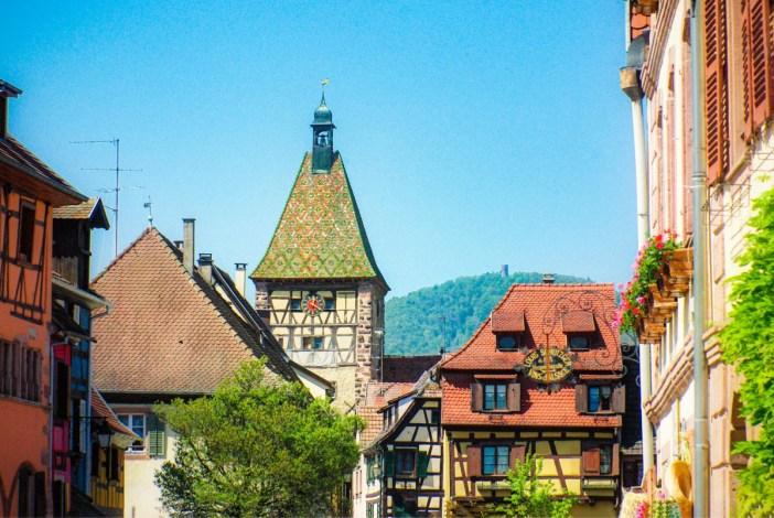 Itinéraire touristique d'Alsace - Bergheim © French Moments