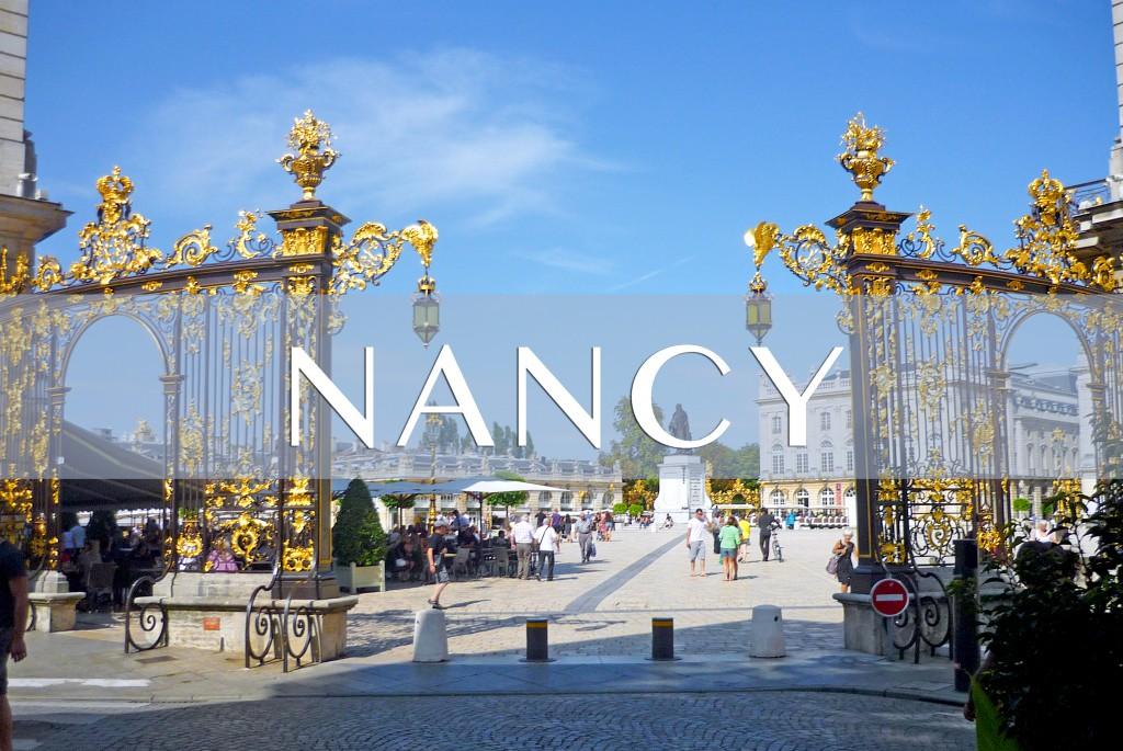 Ville Nancy France