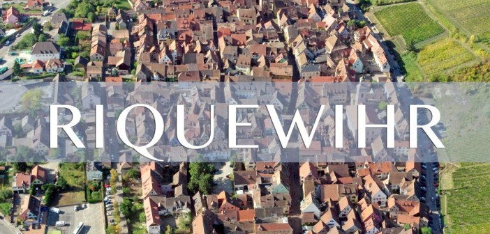 Riquewihr vu du ciel © French Moments