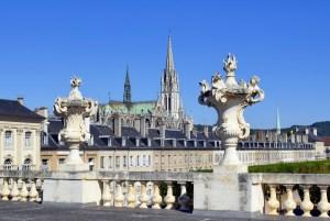 Arc Héré à Nancy © French Moments