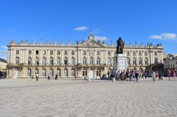 Hôtel de Ville de Nancy, Place Stanislas © French Moments
