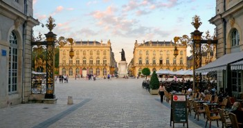 La place Stanislas à Nancy, la plus belle place d'Europe