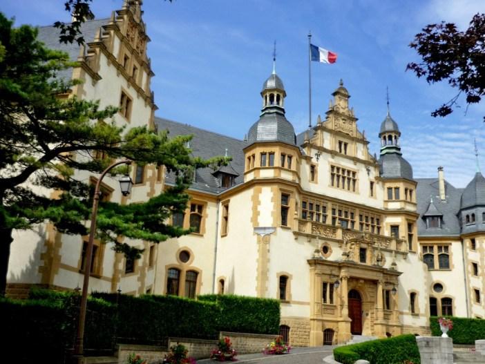 Palais du Gouverneur de Metz