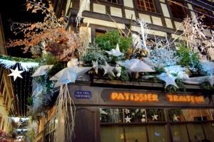 Rue des Orfèvres, Strasbourg à Noël © French Moments