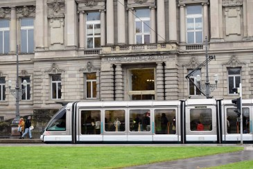 Tramway de Strasbourg © French Moments