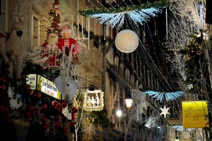 La rue des Orfèvres à Strasbourg © French Moments