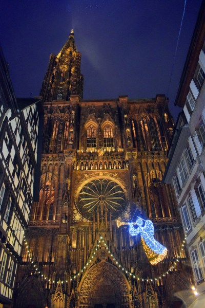 Strasbourg à Noël © French Moments