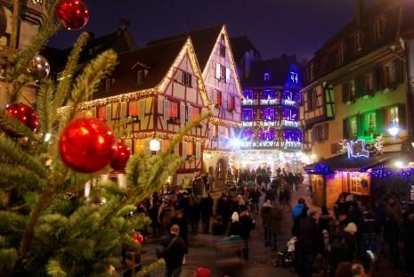 La rue des Marchands à Colmar © French Moments