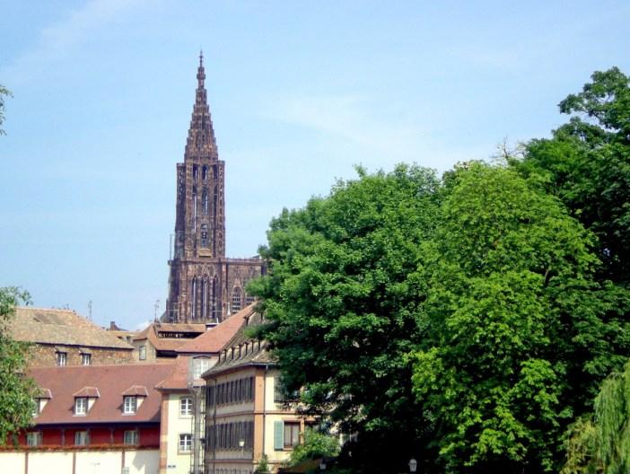 Cathédrale et Grande Île de Strasbourg © French Moments