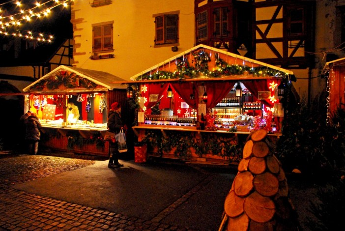 Marché de Noël d'Éguisheim © French Moments