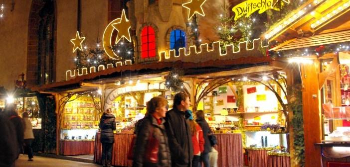 Marché de Noël de Bâle