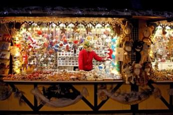 Marché de Noël © French Moments