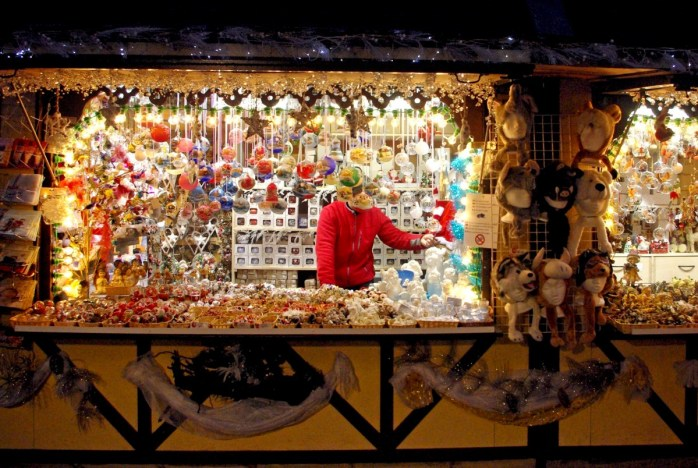 visiter les marchés de Noël