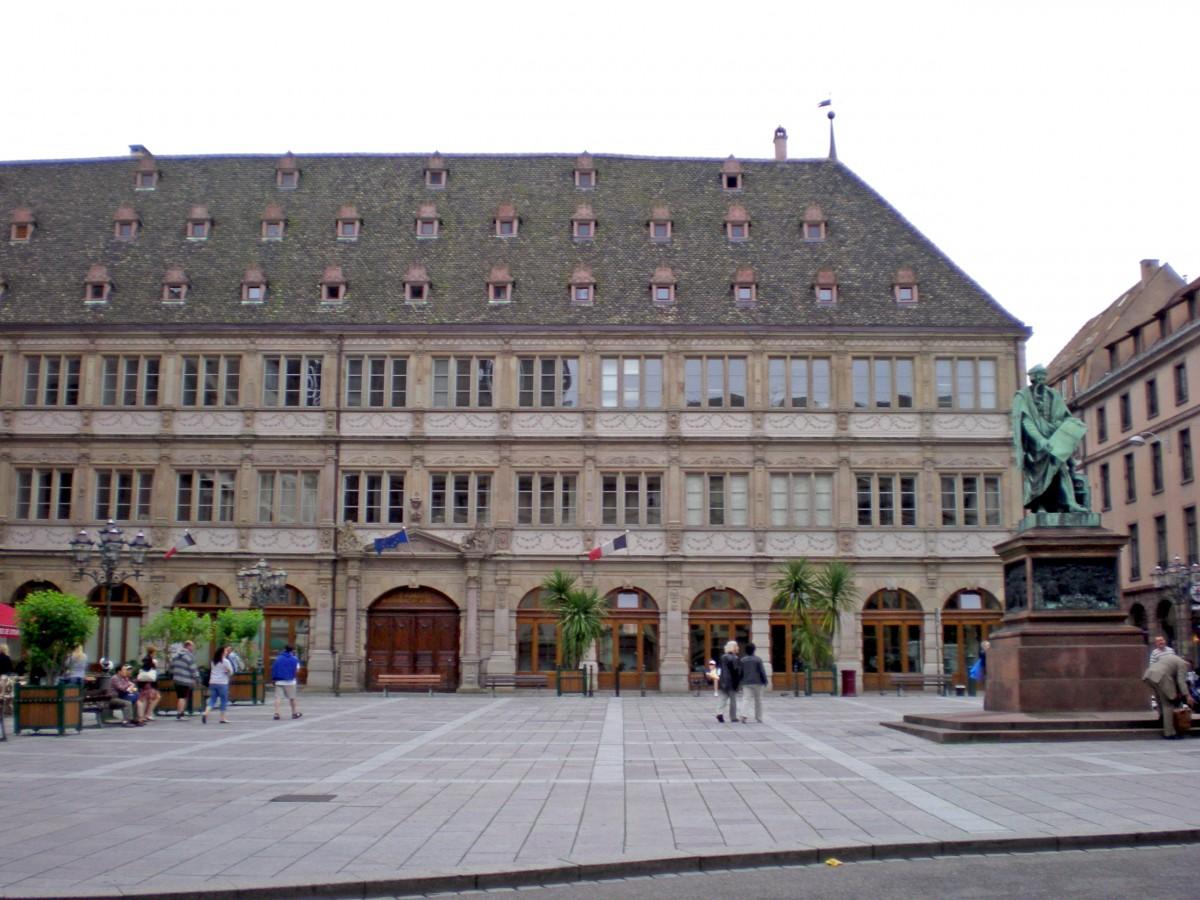 Restaurant Gutenberg Strasbourg