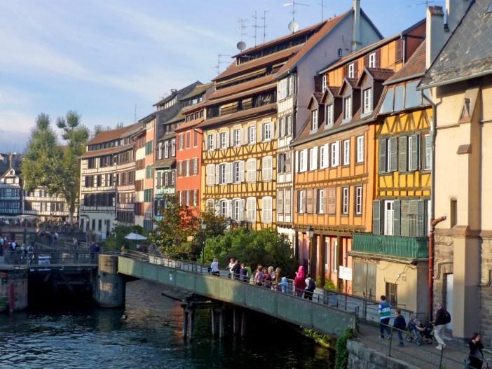 Pont Saint-Martin Strasbourg