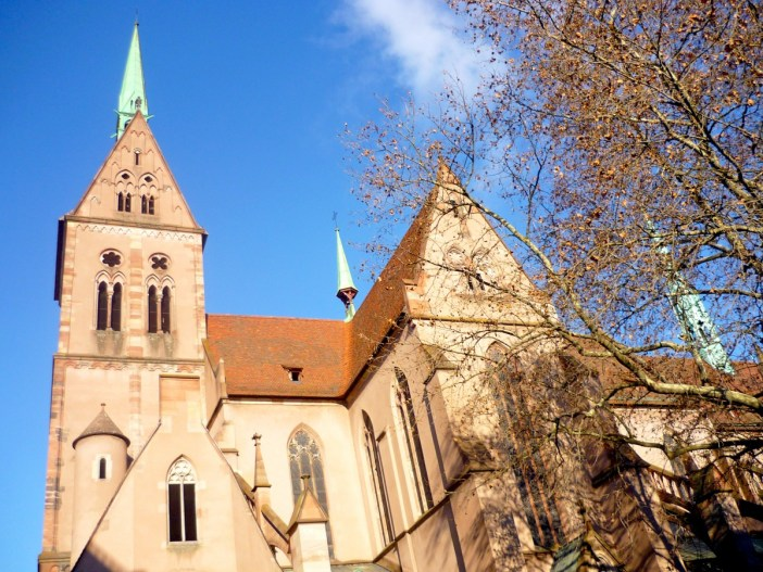 Saint-Pierre-le-Jeune Strasbourg