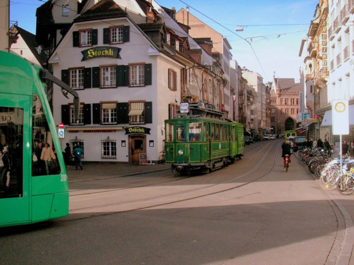 Basel Bâle Suisse Schweiz