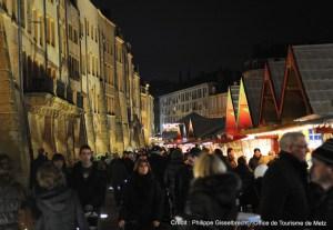 marché de Noël de Metz