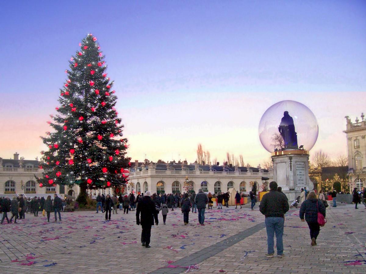 Place Stanislas Noel 2016 12 French Moments Mon Grand Est