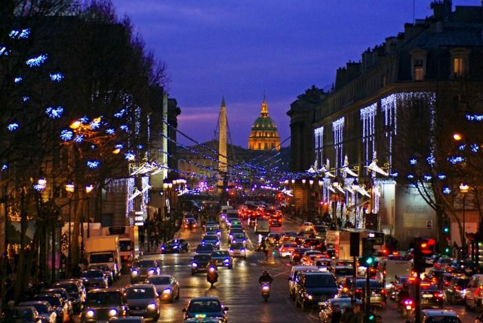 Madeleine Rue Royale Paris