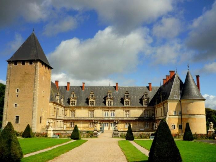 Château de Fléville Lorraine © French Moments