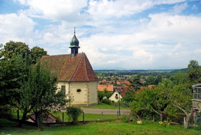 Hirtzbach Alsace Sundgau