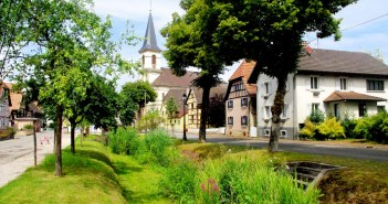 Hirtzbach Sundgau Alsace © French Moments