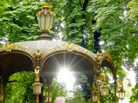 Le kiosque Mozart de la Pépinière © French Moments
