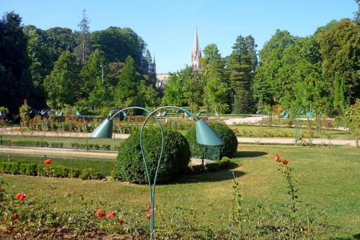Parc de la Pépinière Nancy