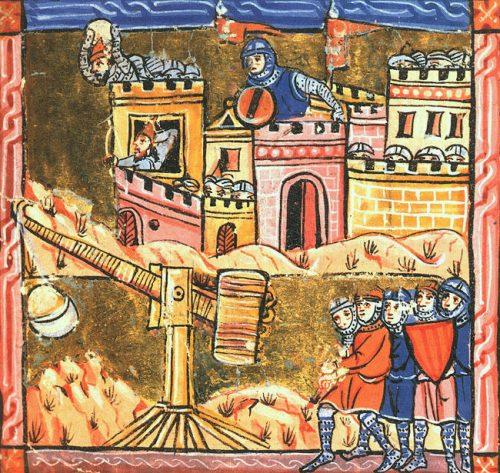 Le siège de St Jean d'Acre