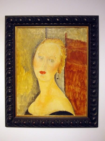 Modigliani Nancy