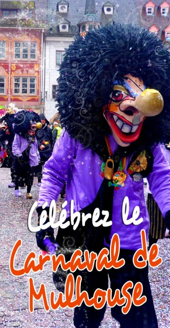 Célébrez le carnaval de Mulhouse © French Moments