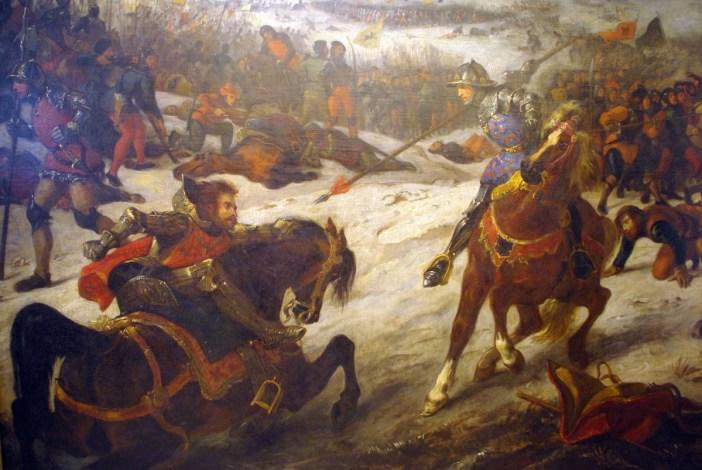 Eugène Delacroix Nancy