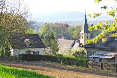 Hirsingue Sundgau Alsace