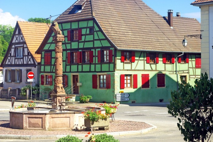 Landser Sundgau Alsace