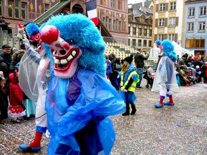 Carnaval de Mulhouse Fasnacht