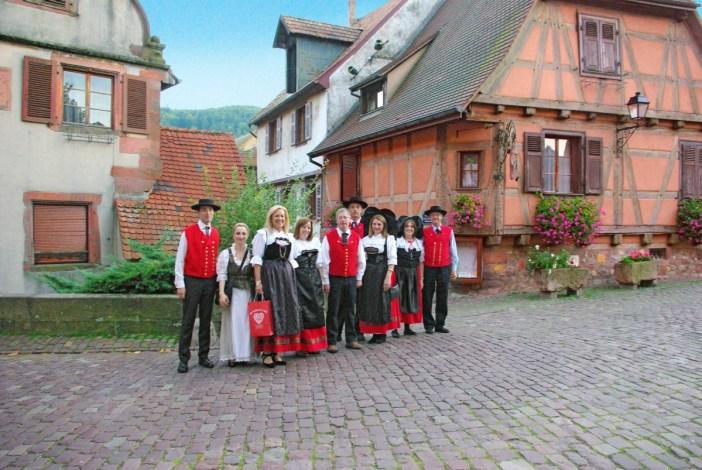 fêtes en Alsace-Lorraine