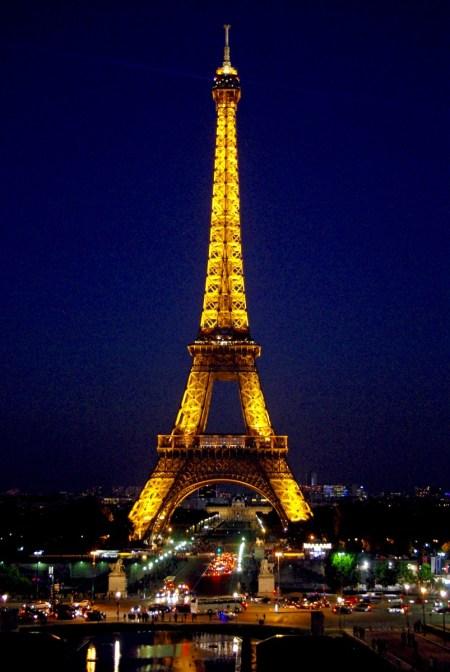 Eiffel Tower Trocadéro Paris