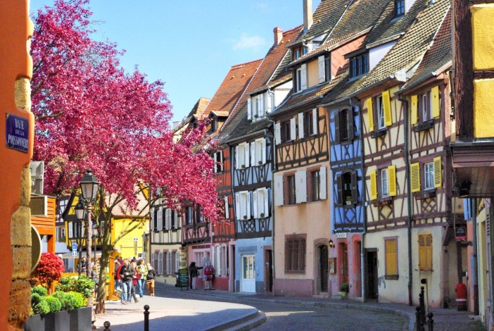 Le printemps à Colmar © French Moments