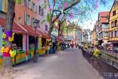 Colmar Pâques Alsace