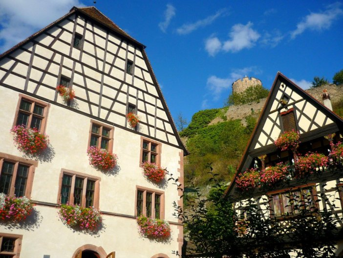 Autour de Colmar - Kaysersberg © French Moments
