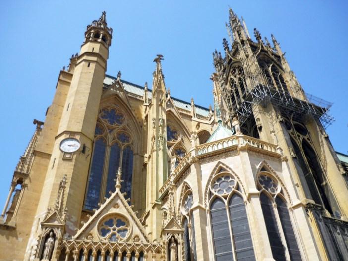 Metz cathédrale