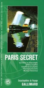 Paris Secret Gallimard