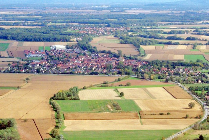 Guémar Haut-Rhin Alsace