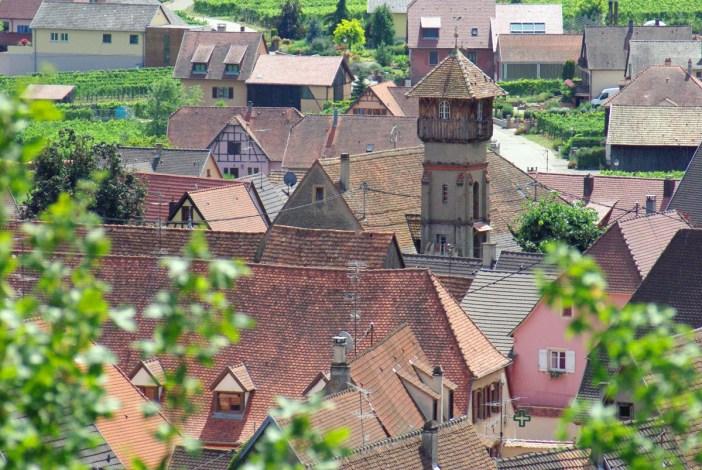 Gueberschwihr Haut-Rhin Alsace