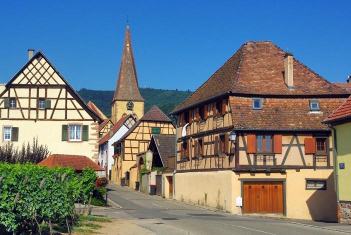 Niedermorschwihr Haut-Rhin Alsace
