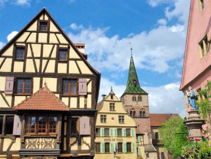 Turckheim Haut-Rhin Alsace