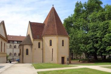 chapelle des Templiers Metz